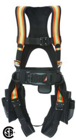 Deluxe 3D Harness # 6201
