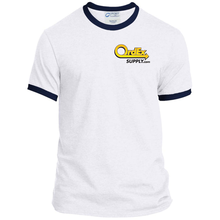 Ordex Supply Port & Co. Ringer Tee Shirt