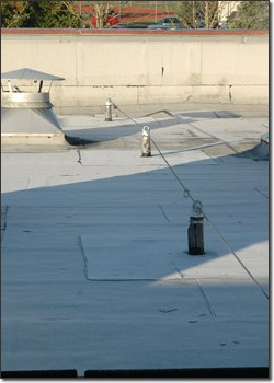 COMMERCIAL ROOF ANCHOR - - - -  Contact for Quotation