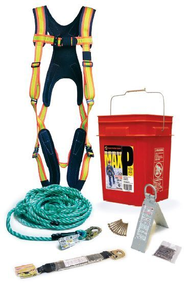 MAX-P 25ft. Fall Protection Kit # 3210-US