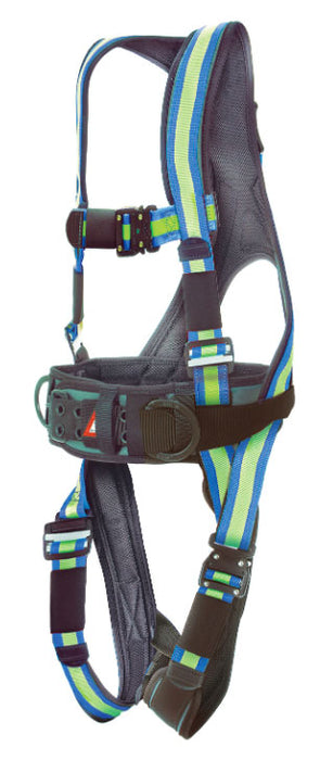 Super Anchor Deluxe Harness - Blue Green 6101BG