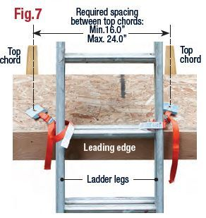 Ladder Leash # 1095
