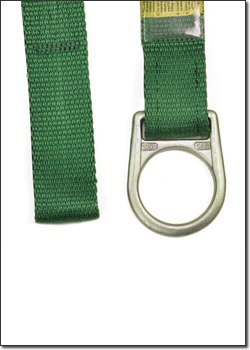 "72"" Tie-Off Strap w/D-Ring & Loop End # 6016"