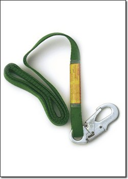 "18"" Web Lanyard w/  Snaphook & Loop End # 6002"