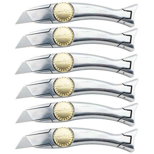 Primegrip Roofer's Shark Knife - 36-280 - 6 Pack