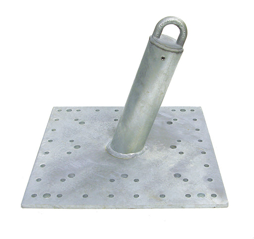 Super Anchor Safety 1004 Vertical Wall Anchor Kit Single Pack Stainless Steel