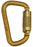 Super Anchor Steel Auto Locking Carabiner - 5001-Z