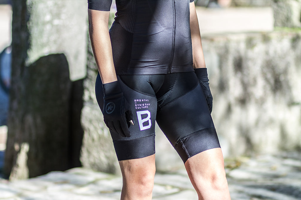 BRO Croquetas Cycling Culotte. Woman