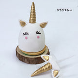 Unicorn Cake Topper (more options)