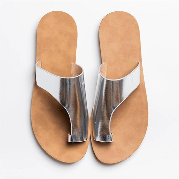 Simple Casual Slip-On Slipper