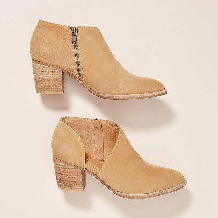 Women Classic Casual Martin Ankle Boots