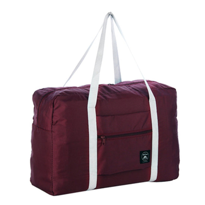 Capacity Waterproof Travel Luggage Bag Foldable