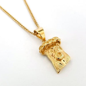 FACE OF CHRIST CHAIN