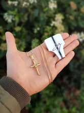 ROSE CROSS - GOLD