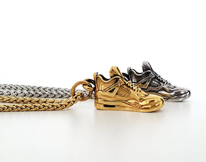 HIGH TOPS NECKLACE - GOLD