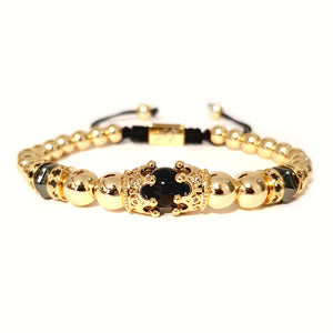 MAJESTY BRACELET - GOLD