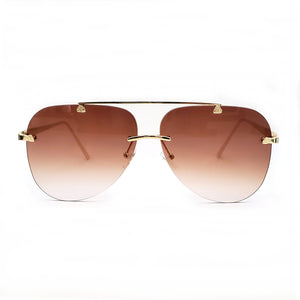 SG Apparel Havana sunglasses with brown lenses