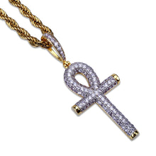 CROSS OF LIFE - GOLD