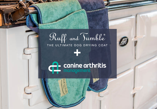 Ruff and Tumble and CAM launch Crufts partnership