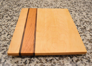 Cherry Cutting Board | RedMerle Designs | Houston | Woodworking