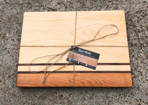 Cherry Edge Cutting Board | RedMerle Designs | Houston Texas | US Made