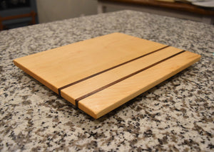 Maple Cutting Board | Houston Texas | RedMerle Designs | Made in USA