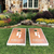 Custom Corn Hole Game | RedMerle Designs | Houston | Event Games