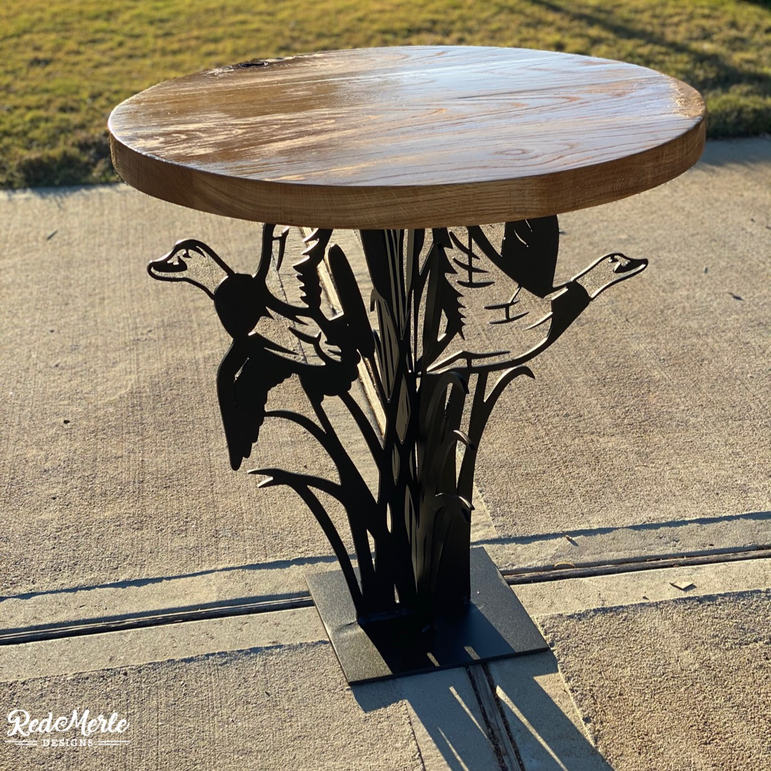 Flying Ducks Table