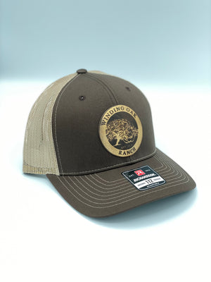 Custom Laser Engraved Hats