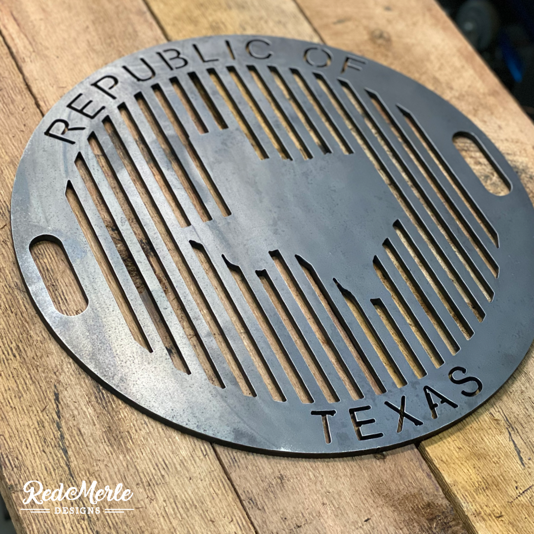 Republic of Texas Grill Grates
