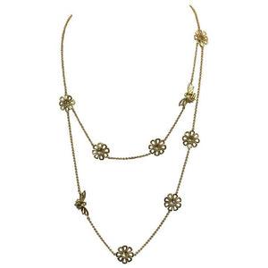 Paul Morelli Gold Necklace