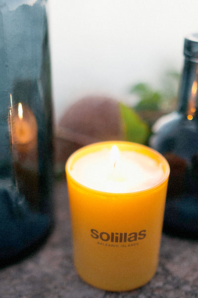 The Balearic Candle Set