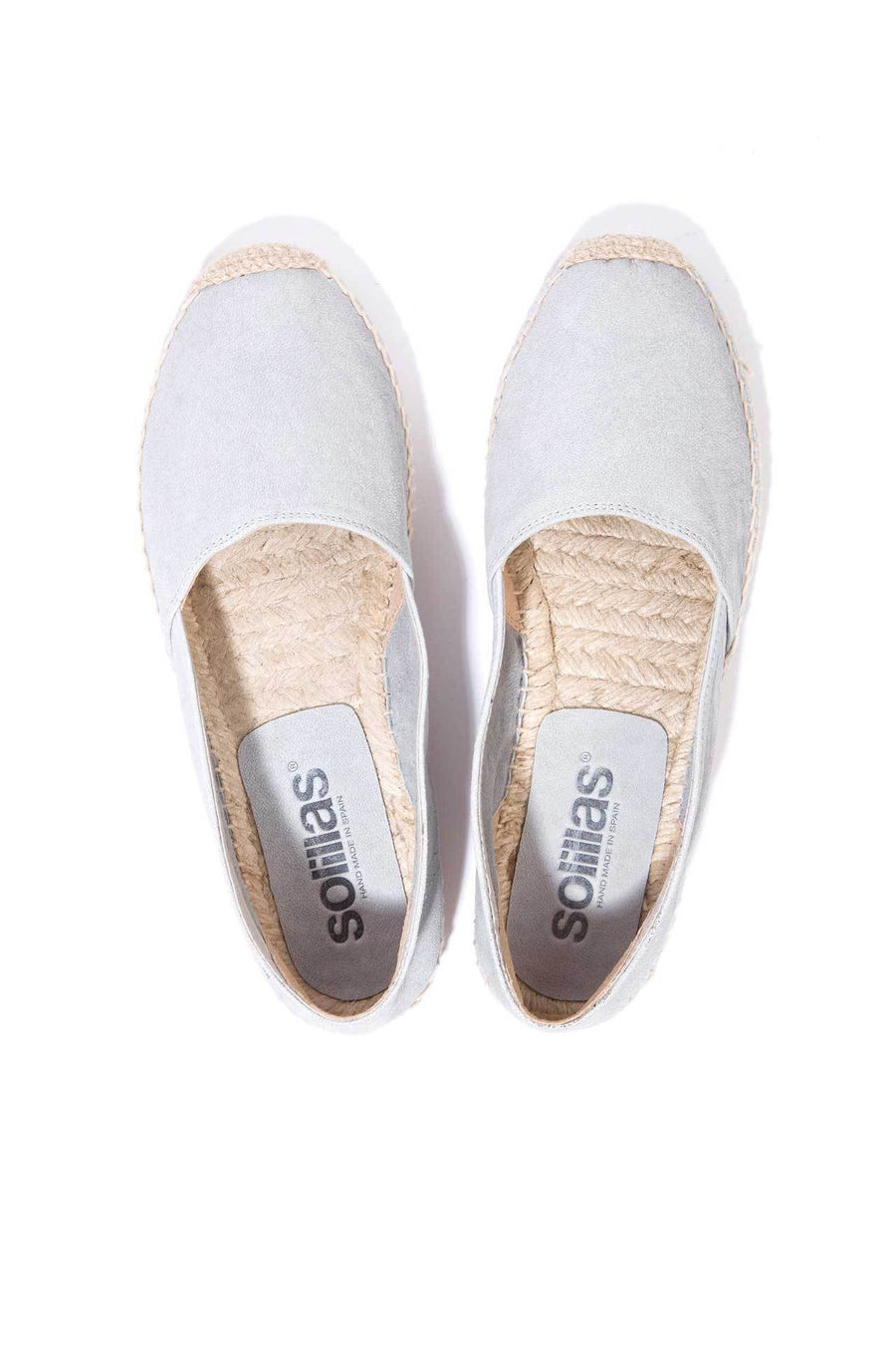 Roca - Nubuck Leather Espadrilles
