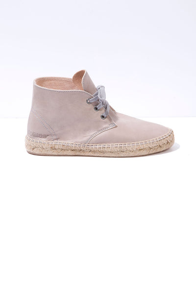 Granito - Leather Espadrille Boots