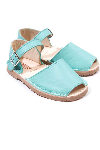 Agua - Leather Buckle sandals