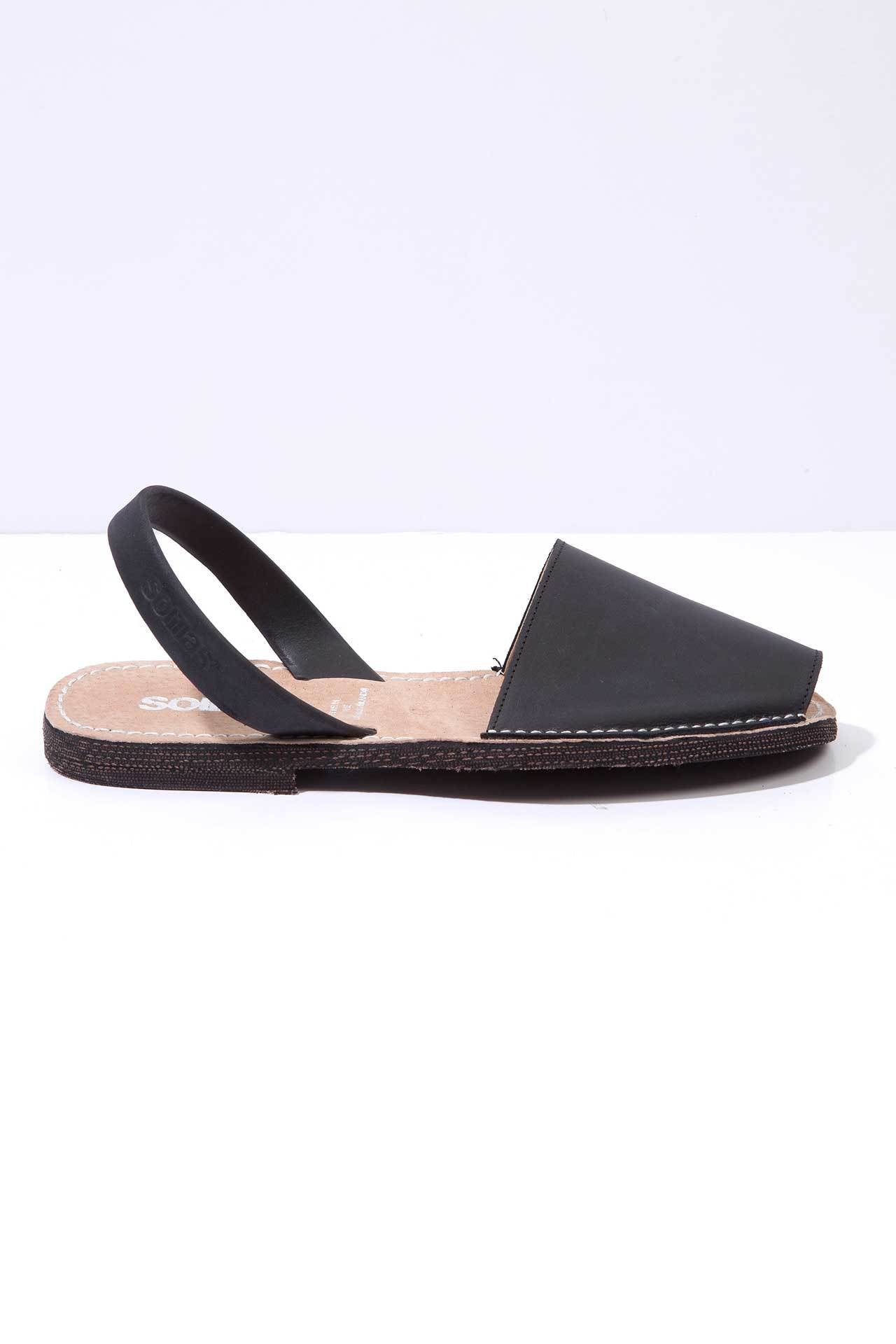 Oscaro -  Leather Tyre Sole sandals