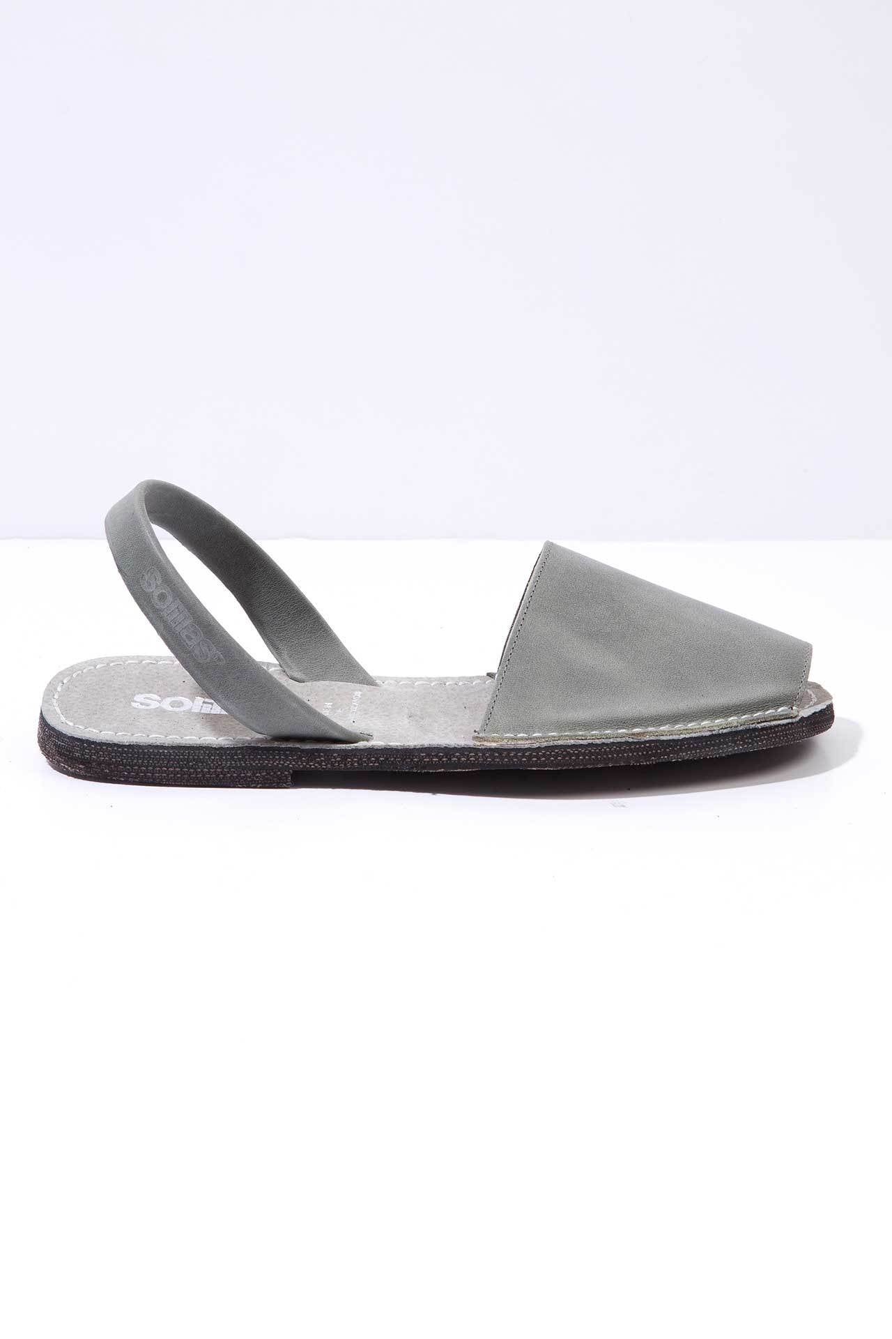 Carbono - Leather Tyre Sole Men's sandals