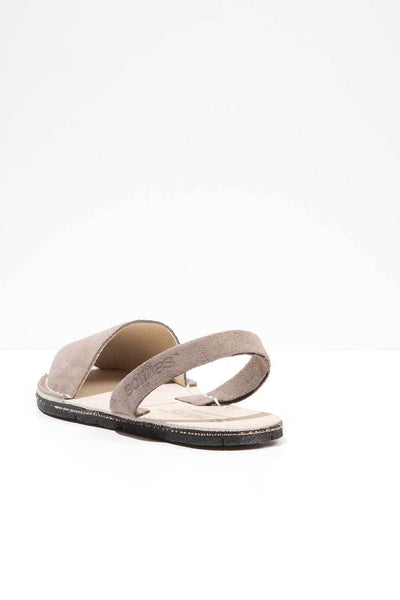 Dante - Suede Tyre Sole Men's Sandals