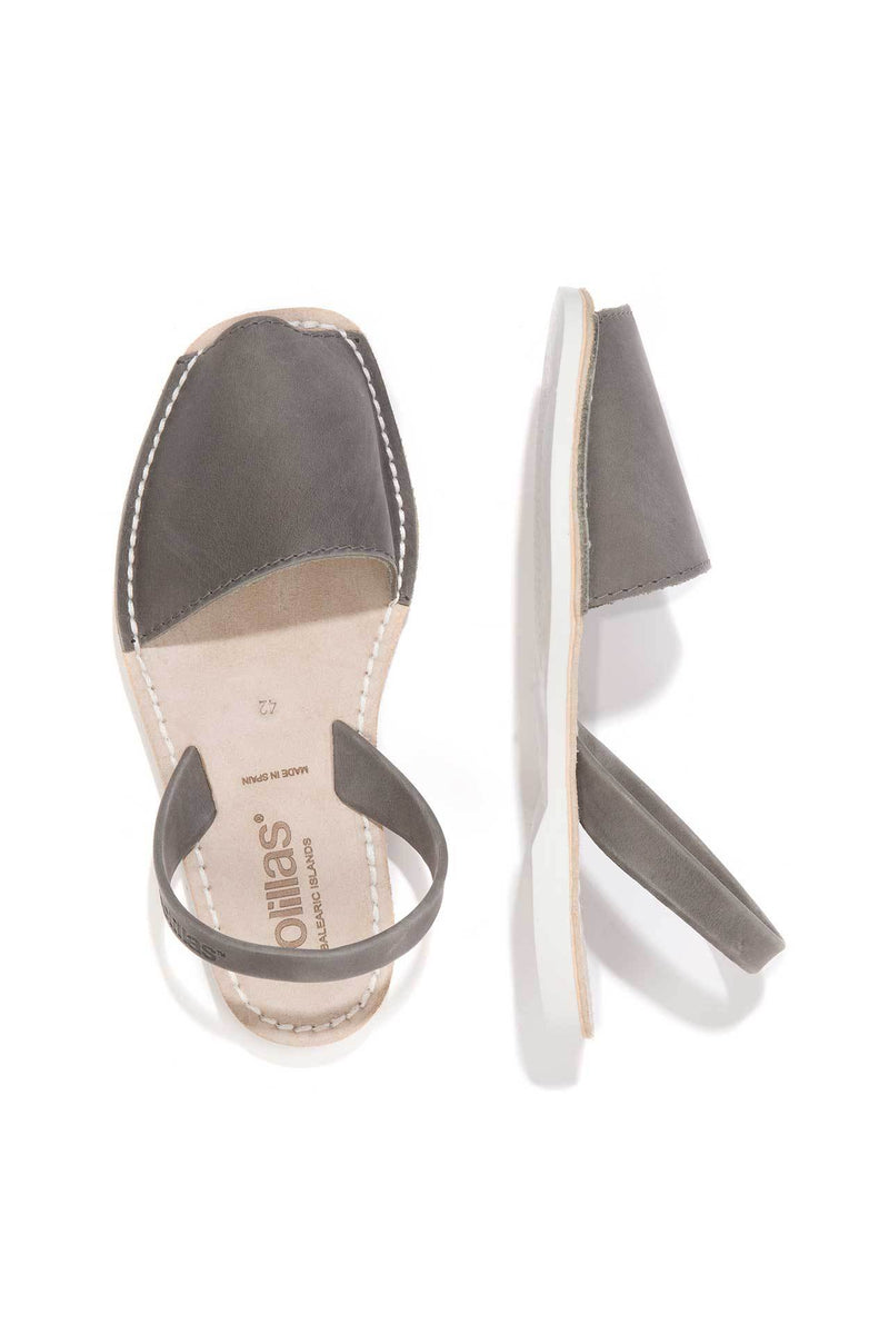 Surf - Leather White Sole sandals