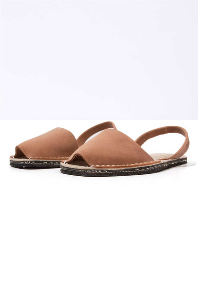 Castano - Men's Heritage Leather sandals