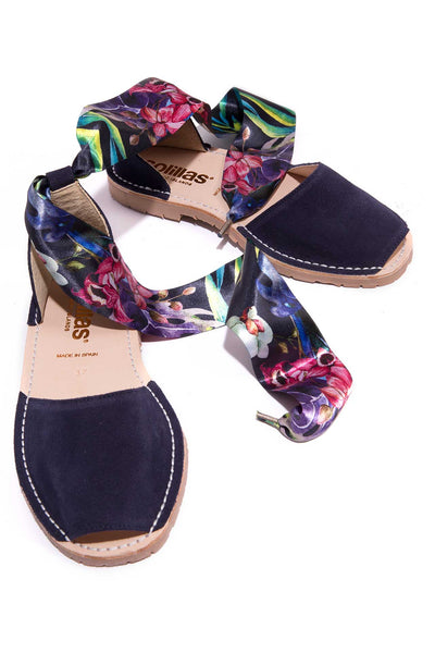 Ibiza Curva - Ankle Wrap sandals