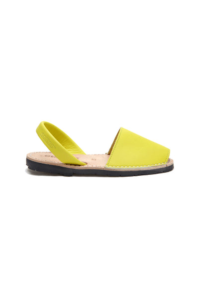 Limon - Leather Menorcan Sandals