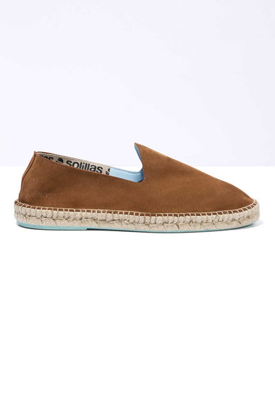 Lluis Tan - Suede Leather Espadrilles