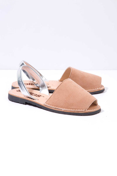 Cristal - Leather Menorcan Sandals
