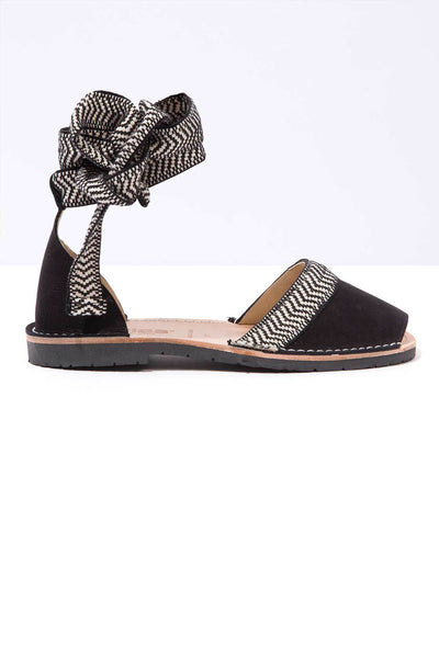Habana - Ankle Wrap sandals