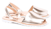 Cavallet - Metallic Menorcan Sandals