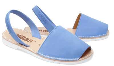 Vedra - Leather Menorcan Sandals