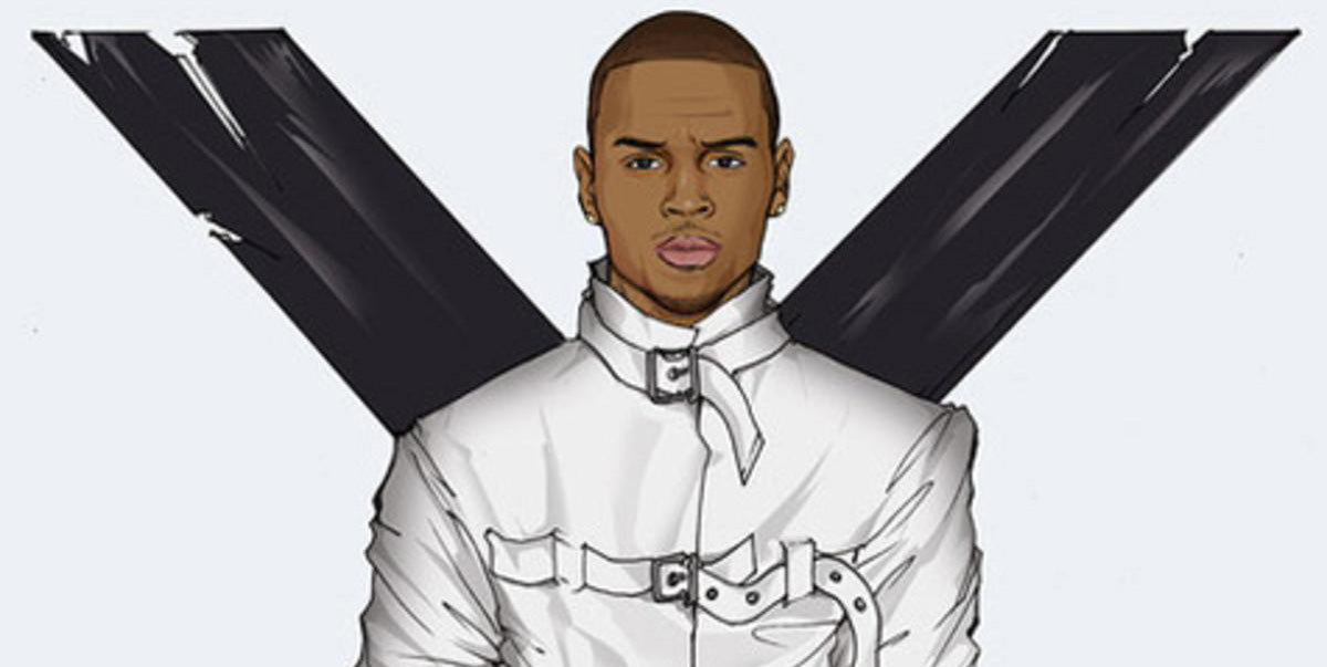Chris Brown Mixtape Album Covers