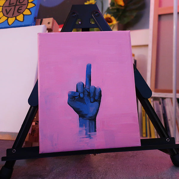 FAV FINGER ORIGINAL ARTWORK