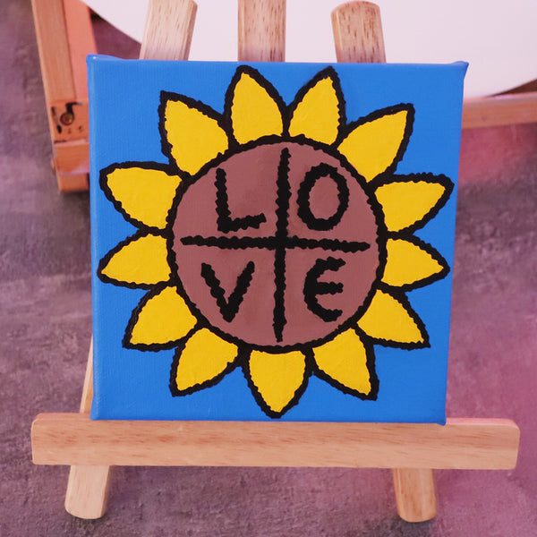 LOVE ORIGINAL ARTWORK